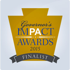 Governor's Impact Award Finalist