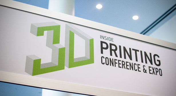 Inside 3D Printing Expo image