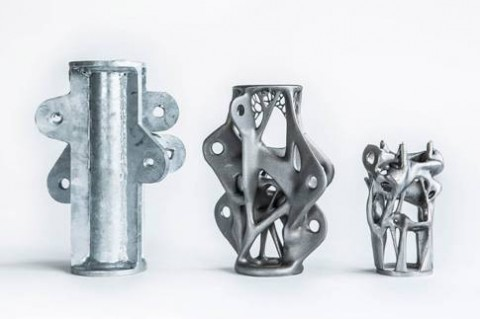 Traditional manufacturing vs additive manufacturing in creating structural elements (arup.com).