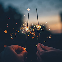 sparklers small