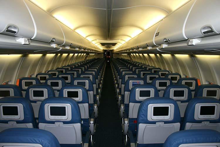 Aircraft cabin - aerospace