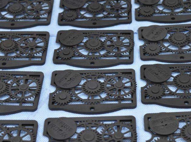 Rapid manufacturing parts
