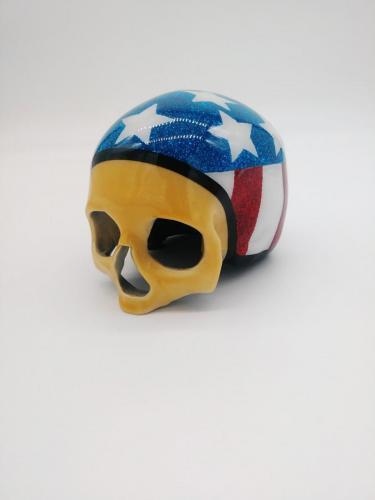 SLA Patriotic Skull