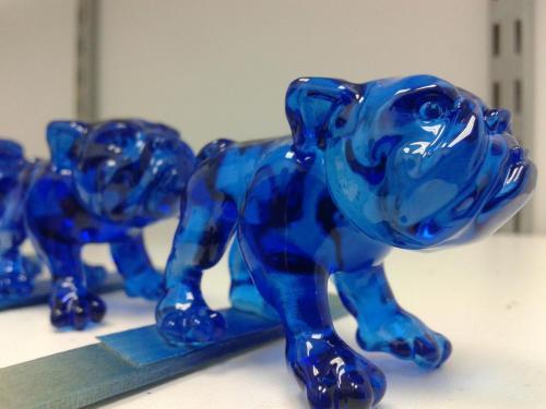 SLA Blue Bulldog